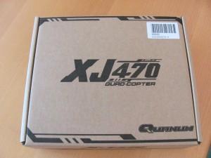 XJ470 Aufbau (1)